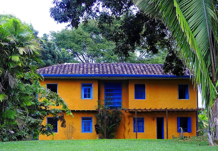 Finca campestre - Guadualito (Reserva Natural)