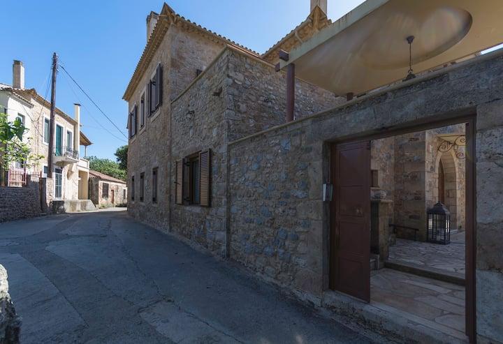 Stone House Messinia