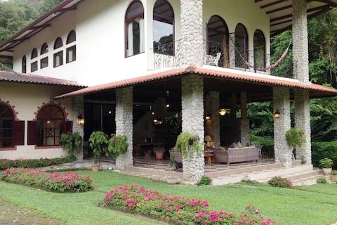 Exclusive and Private Rainforest Villa