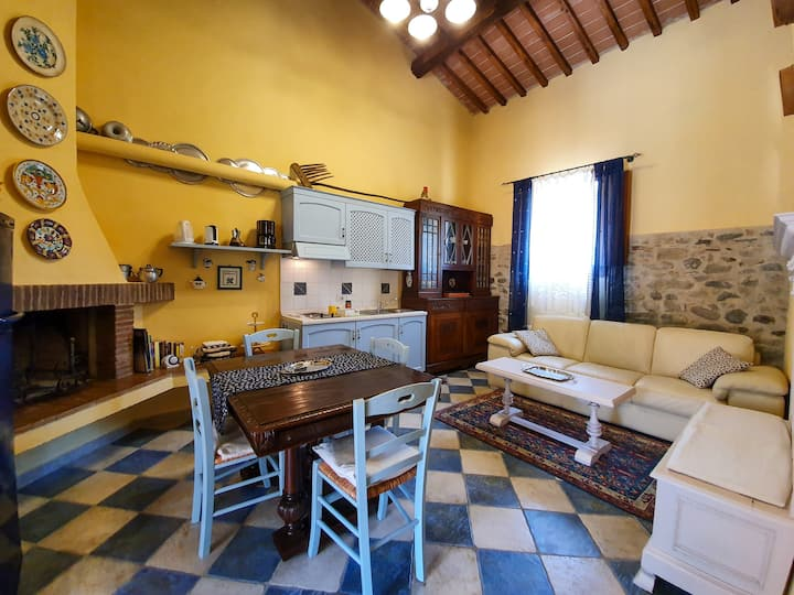 Appartamento Ortensia @lavalledeicastagni.com