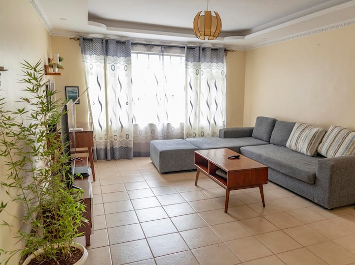 Central apartment in the heart of Parklands