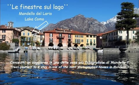 ''Le finestre sul lago'' - Lake Como
