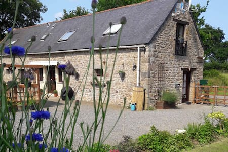 Gite Morvan : countryside gite close to beaches