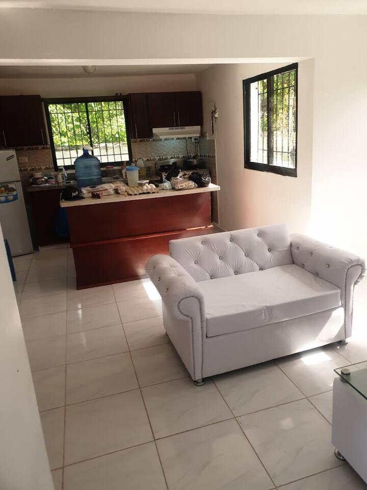 Maison de vacances Dominicaine