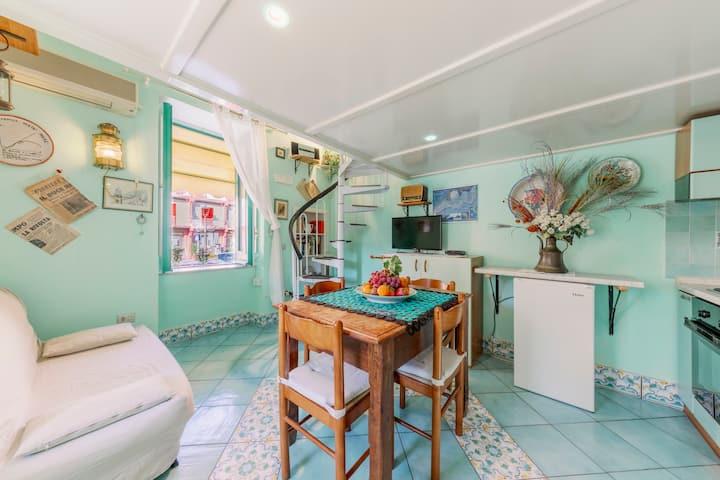 little studio in Minori amalfi cost