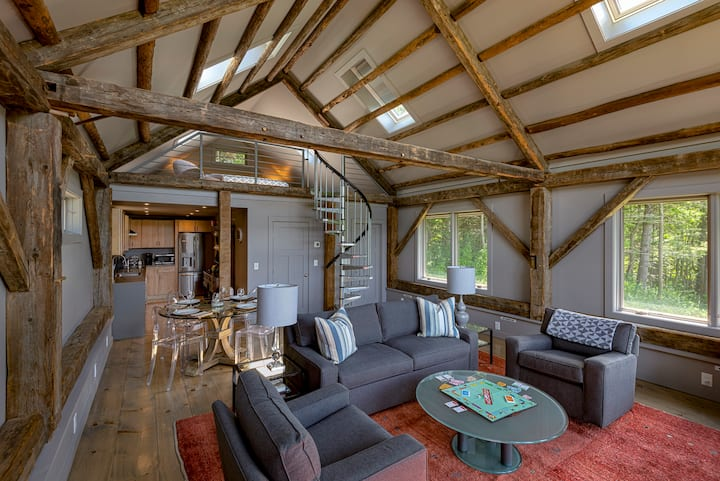 Seven Springs Barn Nestled in the Heart of Dorset