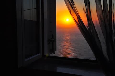 """Kamara"" One Room Apartment in Aegiali, Amorgos"