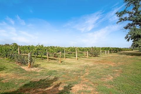 Unit 1 of 2 - Milawa Vineyard Views Accommodation