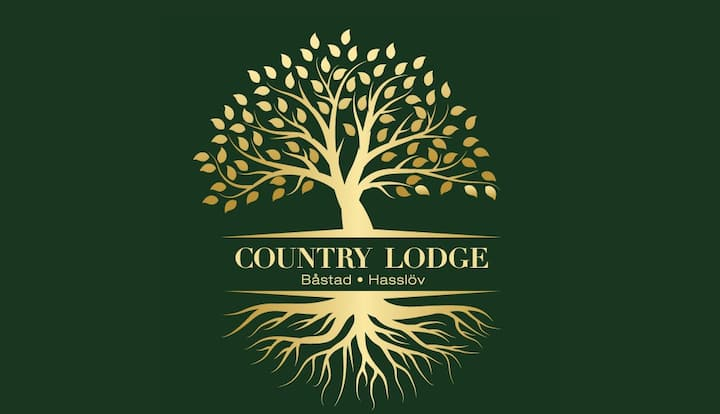 Country Lodge 1 - semesterboende i lägenhet!