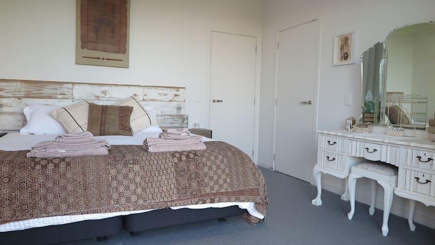 Bedroom. Superking or 2 singles.