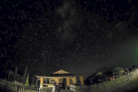 casa de campo para descanso, rancho villa-sol