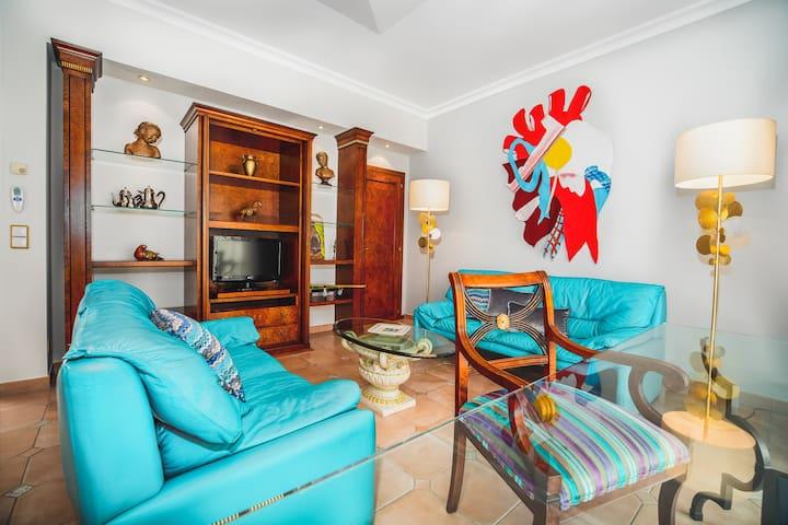 Penthouse Apartment mit Dachterrasse/Boutiquehotel