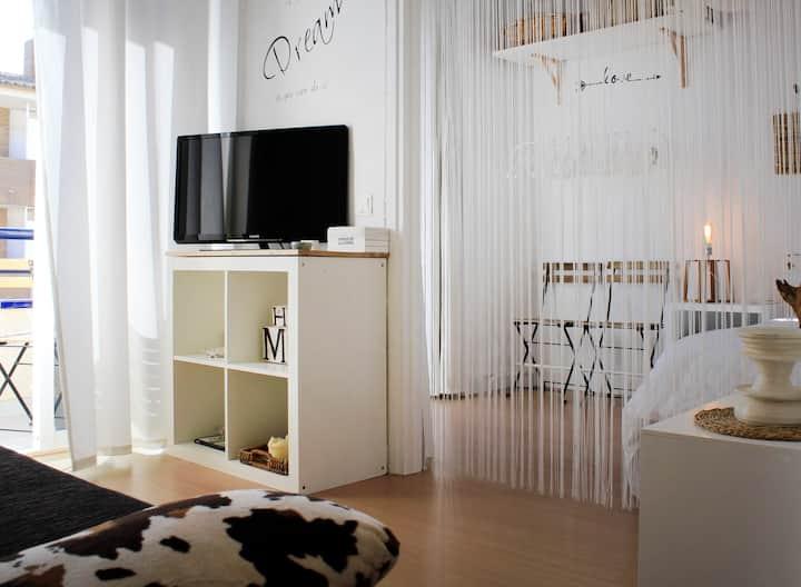 Precioso apartamento de diseño en L' ESTARTIT