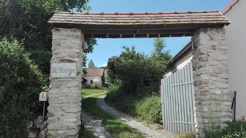 La Forge - Bed & Breakfast - Woods & Vineyards (2)