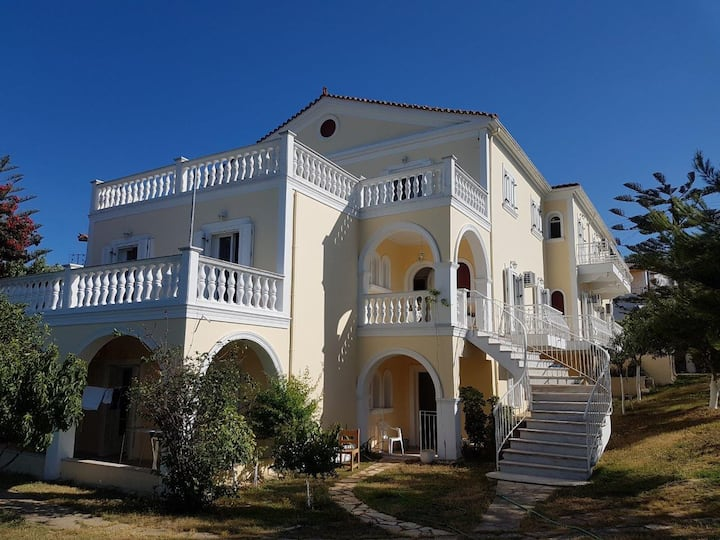 Lovely House in the Olive Trees
