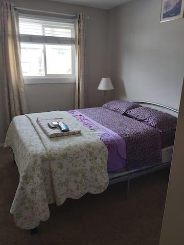 Templeridge - Double Bedroom 2