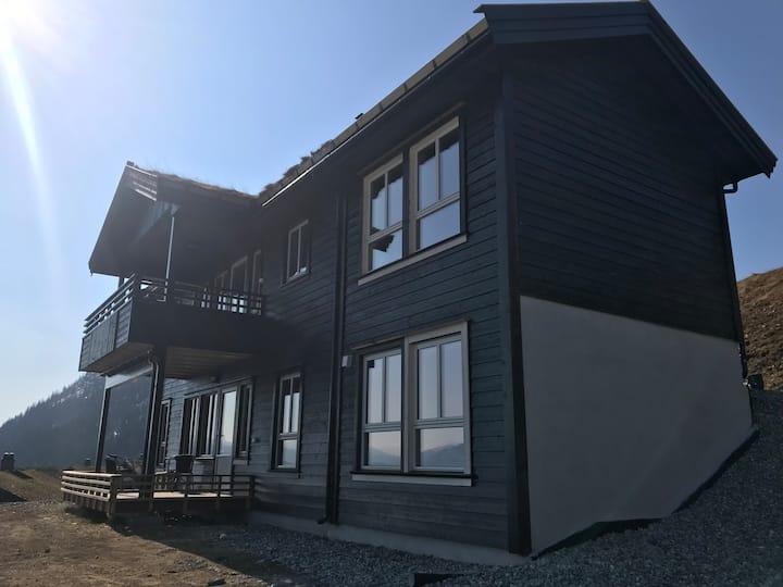 Moderne hytteleilighet - Voss - Nedre Tråsølen