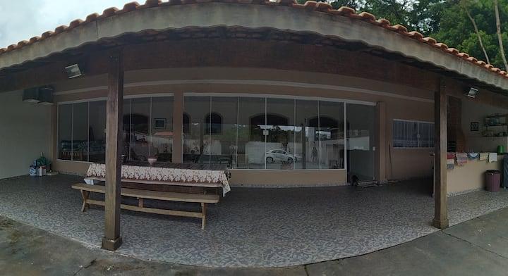 Casa em Massaguaçu - Lugar Mágico