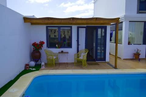 Apartamento  en Playa Blanca