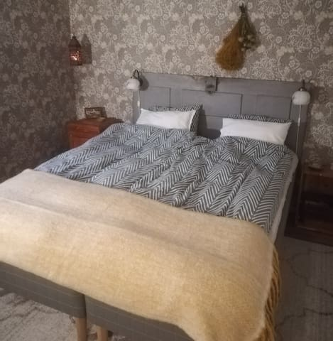 Bedroom 2,  upstairs for two persons