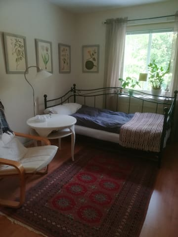 Bedroom 4, upstairs for one person