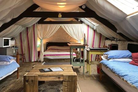 Camping Barn  |  Hay Loft