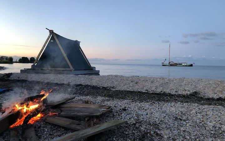 Flotten Svea - campingraft