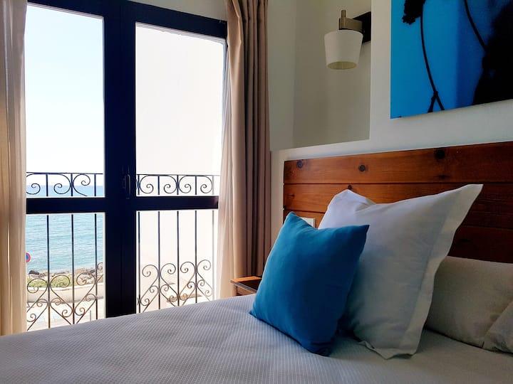 Habitación doble con vistas al mar (4 - 1º planta)