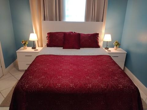 豪華舒適的公寓。