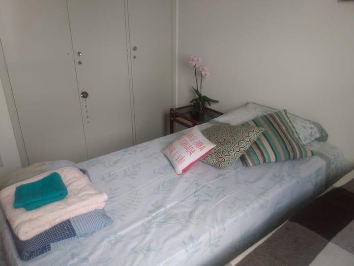 Muito bem-vindo em minha residência em Campinas!
