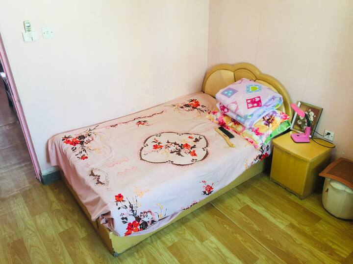 Tianjin Station 1 room with 2 beds