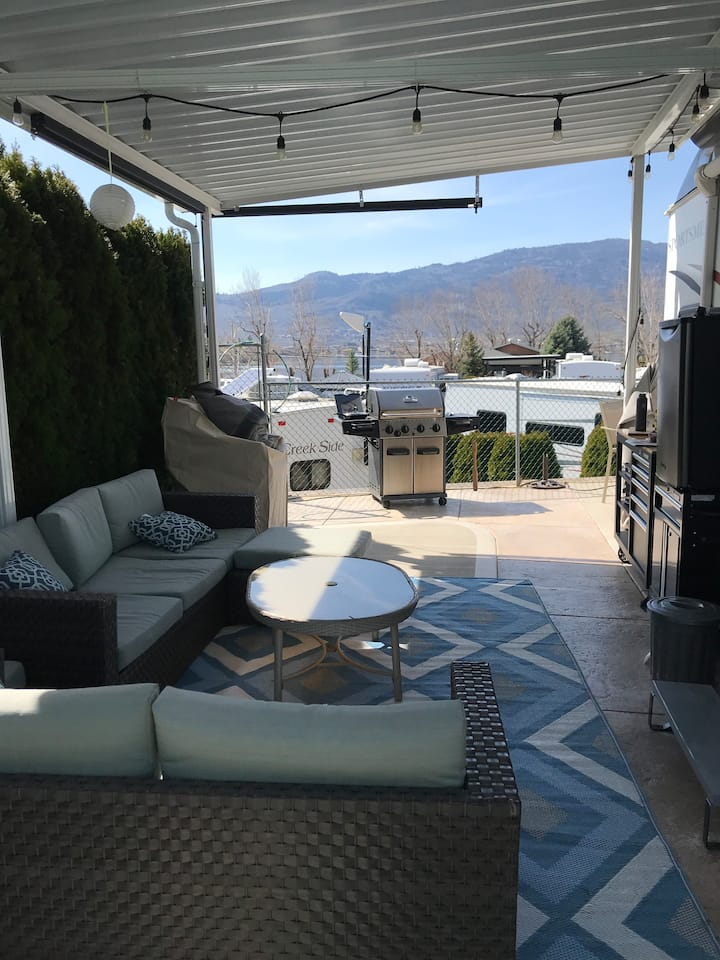 Osoyoos - RV Glamping-Private Beach