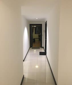 Entrada a la Suite