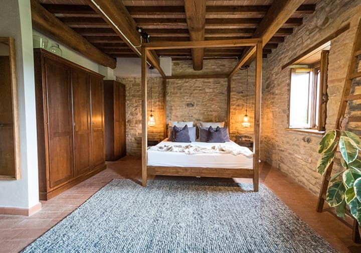 Mariastella Family suite 5 pers @BorgoPanicaglia