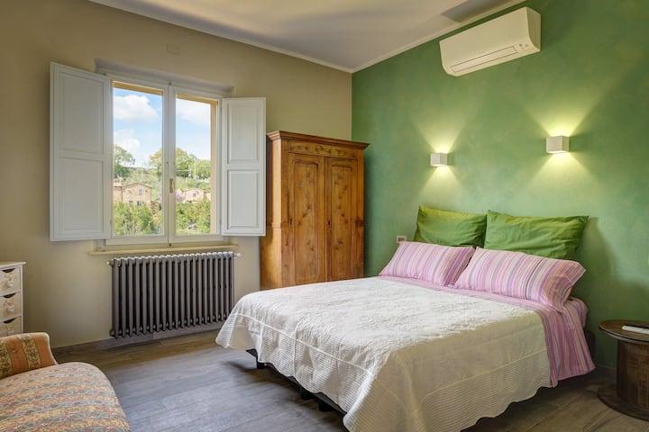 Standard double bedroom Agriturismo Fontecastello