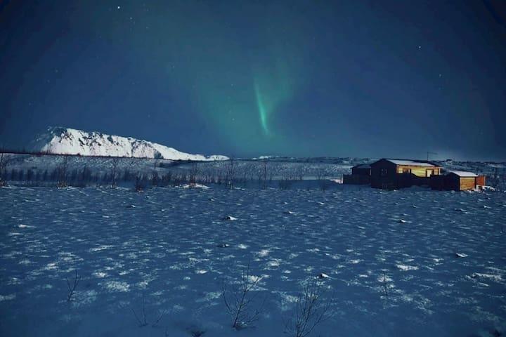 Hekla Nordicabin - Icelandic cottage