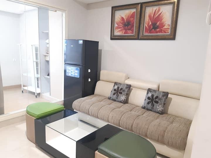 Apartemen Skandinavia TangCity Fully Furnished