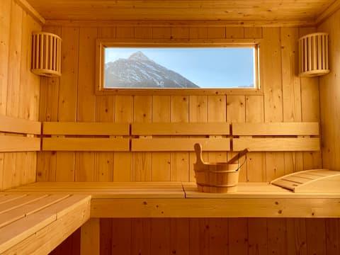 Das Haus Kunz - Studio Larsen mit Sauna!