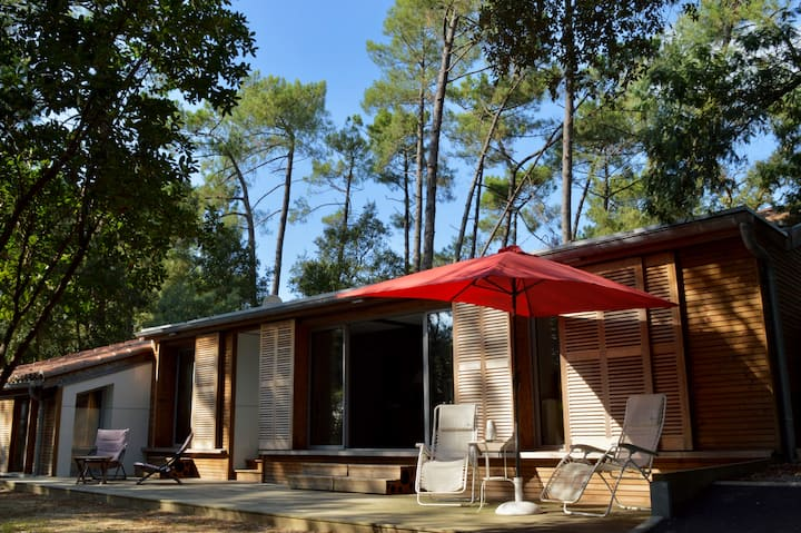 Villa Hossegor, proche Océan, Forêt des Landes