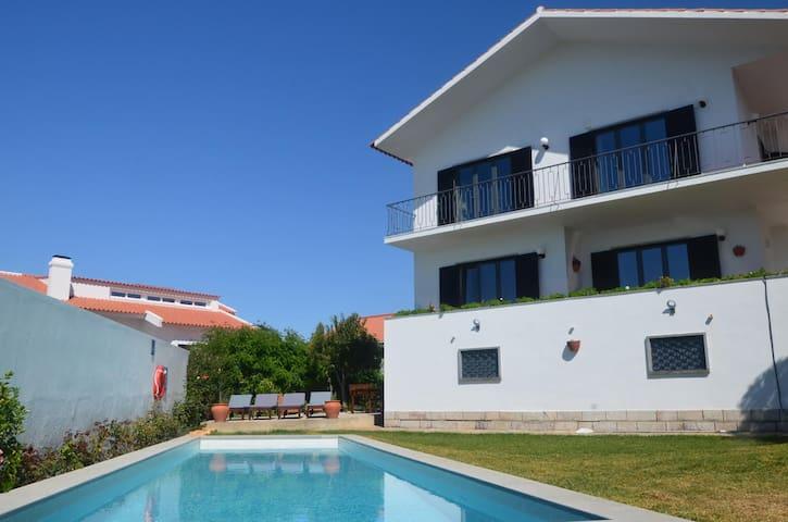Great View Pool Villa by S Pedro do Estoril Beach