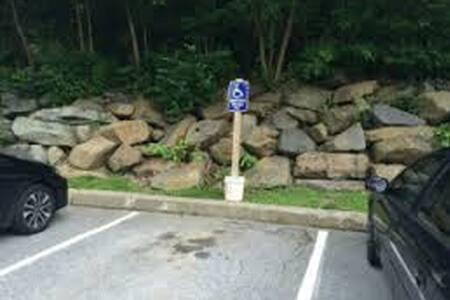 Stationnement pour handicapés
