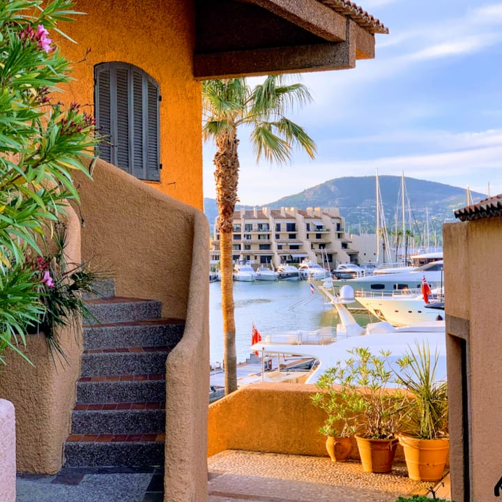 Marines appartement, 2min Beach, 2km Saint-Tropez