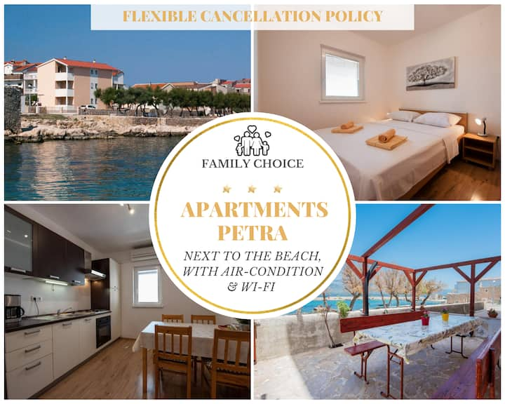 Beachfront 1Bedroom Apartment with Sea View 1