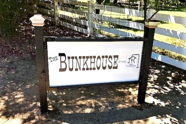 The Bunkhouse at the JR Ranch