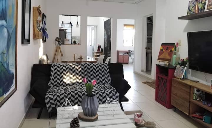 Apartamento ✔San Salvador ✪A/A ✪ WIFI/Cable
