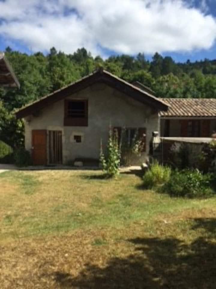 Charmante maison aux sources de la Drôme