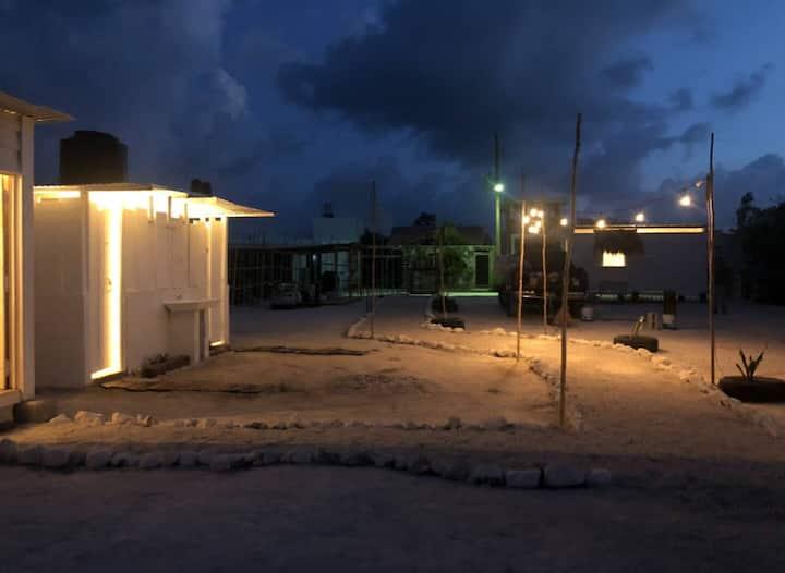 2/Maha Dreams Cabañas Eco-Chic #2. close to beach