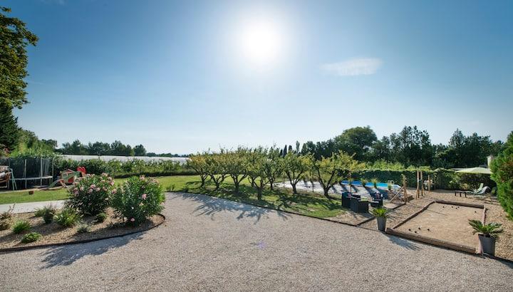 Mas Provençal en campagne