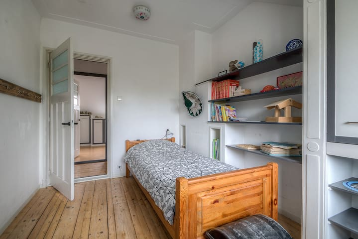 slaapkamer 3 met 1-persoonsbed