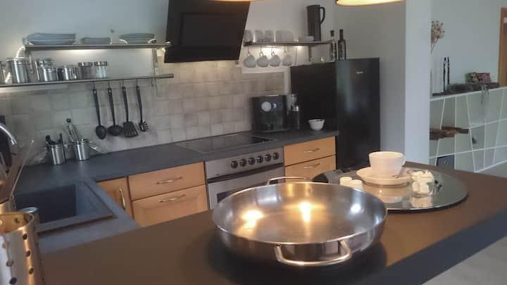 deLUX apartment |  K82 apart für Geniesser | 2-4P
